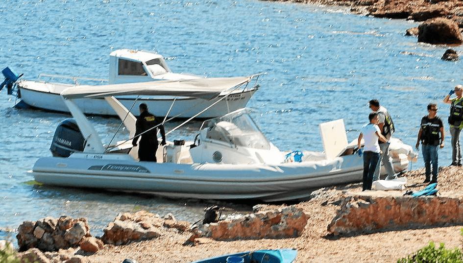 Klopjacht Op Overvallers Ibizavandaag