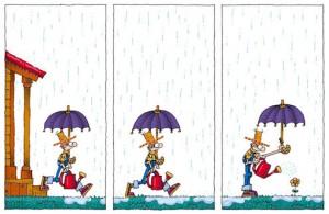 jaime-in-de-regen
