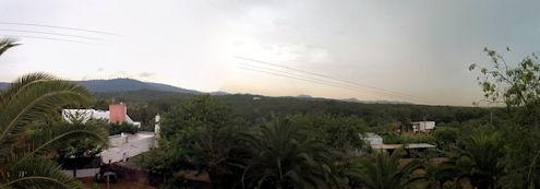 Uitzicht Ibizavandaag