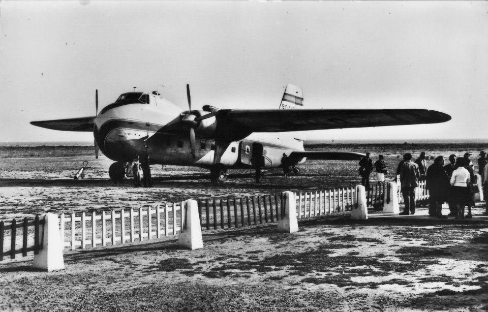 postvliegtuig-1960