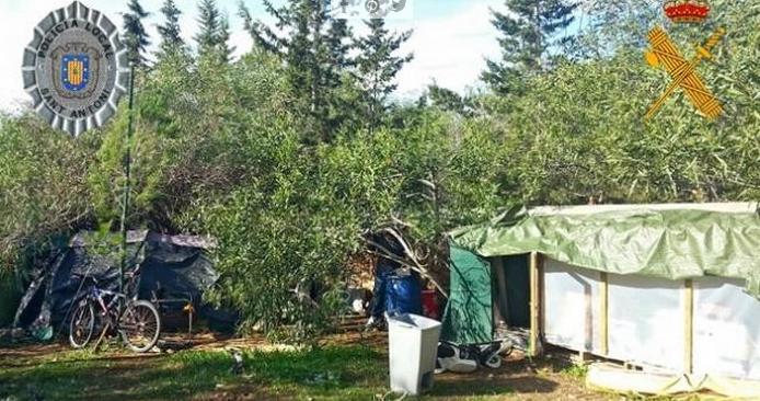 illegaal-kamp