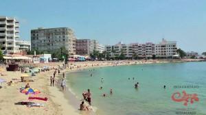 Playa Santa Eularia