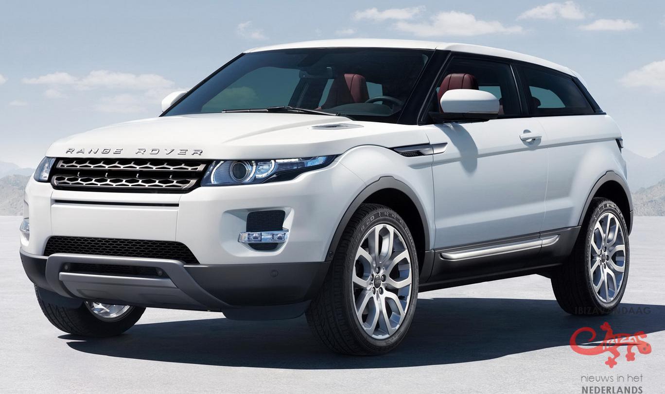 Range Rover San Antonio >> Ibizavandaag autoverhuur voegt mooie auto's toe - Ibiza vandaag