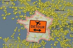 staking-vliegverkeer