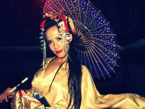 kabuki-meisje