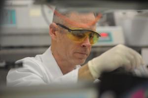 ebola-onderzoeker