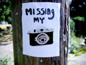 gestolen-camera