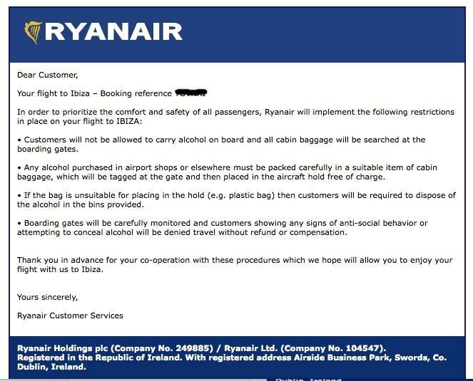 ryanair-waarschuwing