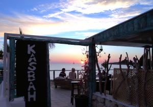 kasbah-sunset
