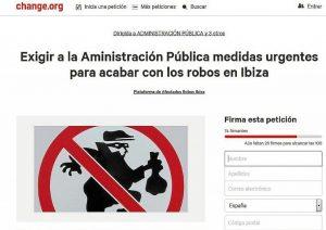 petitie-criminaliteit