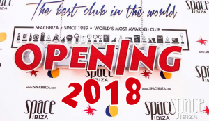 Space opening 2018