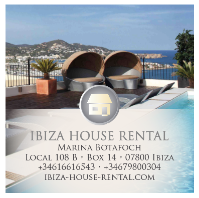 ibiza house rental ibizavandaag. Black Bedroom Furniture Sets. Home Design Ideas