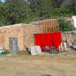 Onbekende heeft zich gevestigd op landgoed Can Pere Mosson