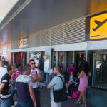 Een Brit sterft op het vliegveld bij aankomst in Ibiza