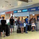 Boze passagiers op luchthaven Ibiza na 11 geannuleerde vluchten