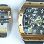 Drie Napolitanen opgepakt voor het jatten van horloge twv 130.000 euro