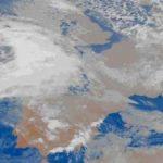Storm 'Ana' zorgt voor code geel op Ibiza