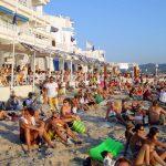 25 toeristen per inwoner op Ibiza