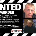 Beloning van 11.000 euro voor informatie over moordenaar die mogelijk op Ibiza is